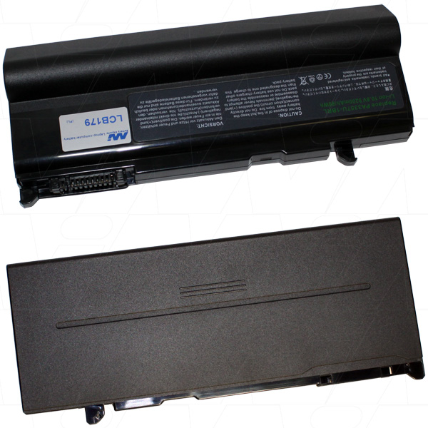 Mi Battery 11.1v 95wh / 8600mah Liion Laptop Battery Suit. For Toshiba (LCB179)