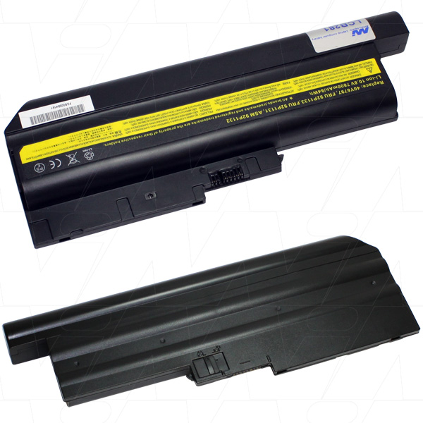 Mi Battery Xperts 10.8v 84wh / 7800mah Liion Laptop Battery Suit. For Ibm Le (LCB281)