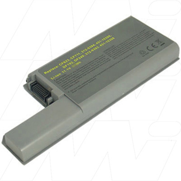 Mi Battery Xperts 11.1v 87wh / 7800mah Liion Laptop Battery Suit. For Dell (LCB318)