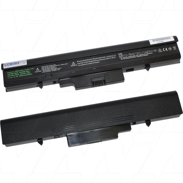 Mi Battery Xperts 14.4v 66wh / 4600mah Liion Laptop Battery Suit. For Hp (LCB383)