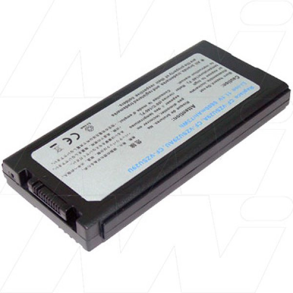 Mi Battery Xperts 11.1v 87wh / 7800mah Liion Laptop Battery Suit. For Panaso (LCB392)