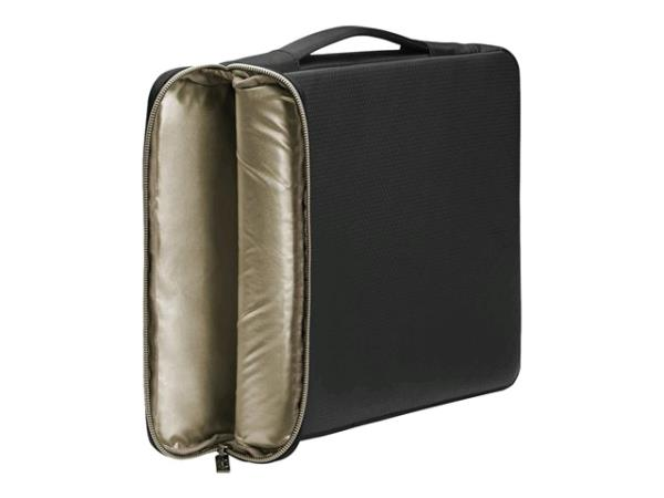 Hp 15 Blk/gold Carry Sleeve ( 3xd35aa )