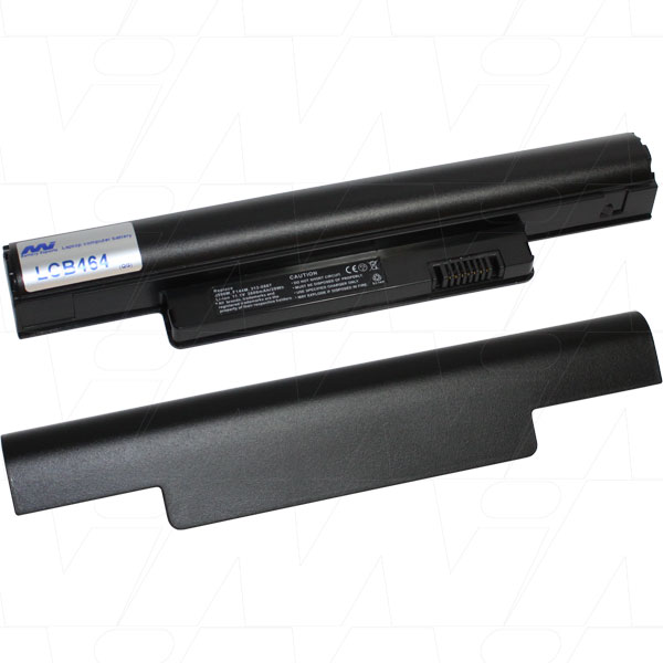 Mi Battery Xperts 11.1v 29wh / 2600mah Liion Laptop Battery Suit. For Dell (LCB464)
