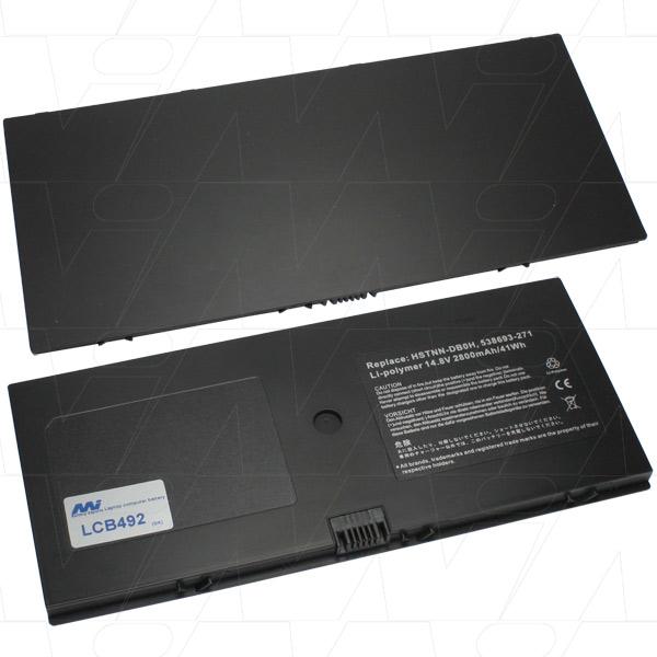 Mi Battery 14.8v 41wh / 2800mah Lipo Laptop Battery Suit. For Hp (LCB492)