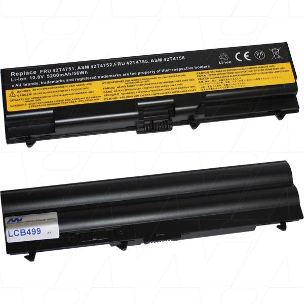 Mi Battery 11.1v 58wh / 5200mah Liion Laptop Battery Suit. For Lenovo (LCB499)