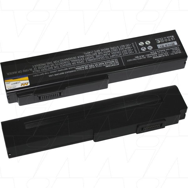 Mi Battery 11.1v 51wh / 5200mah Liion Laptop Battery Suit. For Asus (LCB517)