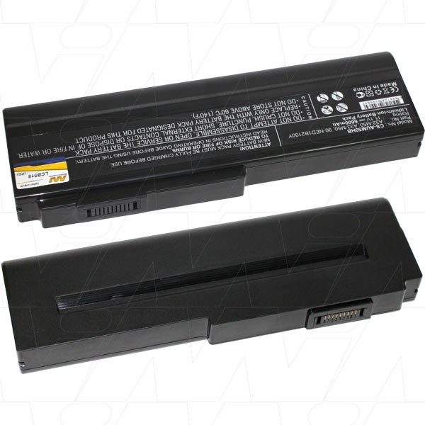 Mi Battery 11.1v 73wh / 6600mah Liion Laptop Battery Suit. For Asus (LCB518)