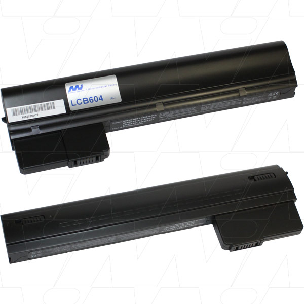 Mi Battery Xperts 10.8v 56.2wh / 5200mah Liion Laptop Battery Suit. For Hewl (LCB604)