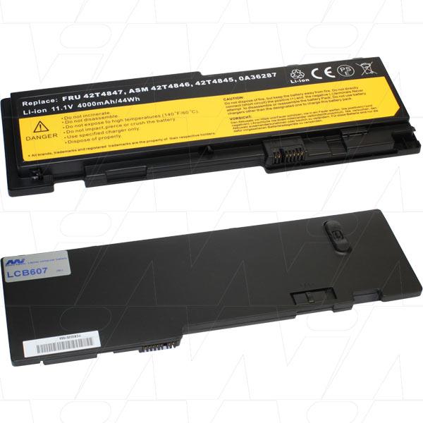 Mi Battery Xperts 11.1v 44 Wh / 4000mah Liion Laptop Battery Suit. For Lenov (LCB607)