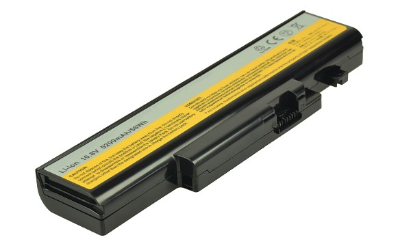 Mi Battery Xperts 10.8v 56 Wh / 5200mah Liion Laptop Battery Suit. For Lenov (LCB609)