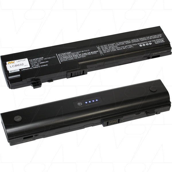 Mi Battery Xperts 10.8v 48 Wh / 4400mah Liion Laptop Battery Suit. For Hp (LCB632)