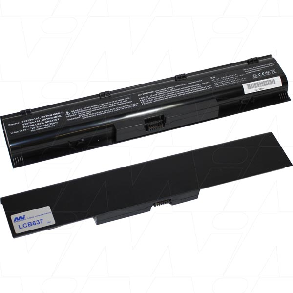 Mi Battery Xperts 14.4v 75wh / 5200mah Liion Laptop Battery Suit. For Hewlet (LCB637)