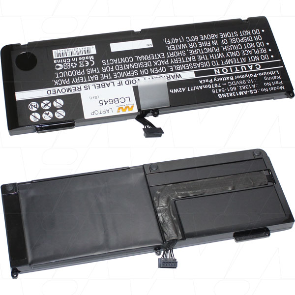 Mi Battery 10.95v 77.5wh / 7070mah Lipo Laptop Battery Suit. For Apple (LCB645)