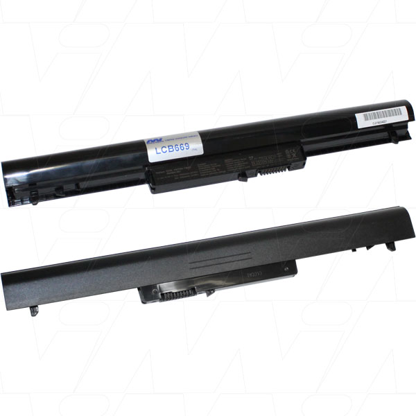 Mi Battery 14.4v 37.44wh / 2600mah Liion Laptop Battery Suit. For Hp (LCB669)