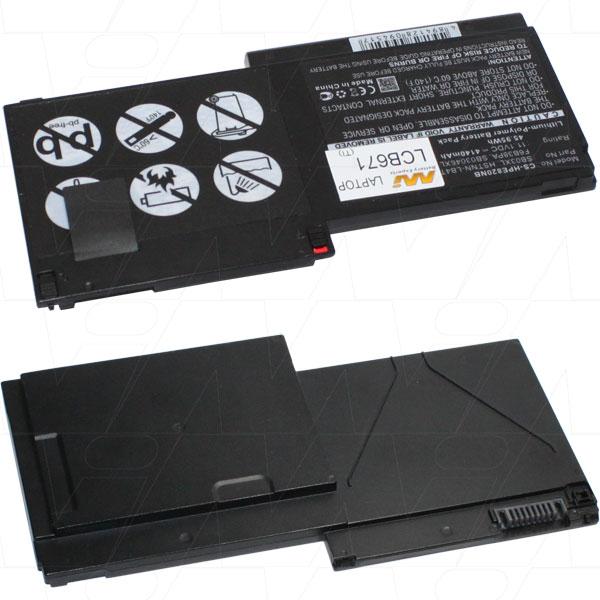 Mi Battery 11.1v 33.3wh / 3000mah Lipo Laptop Battery Suit. For Hp (LCB671)