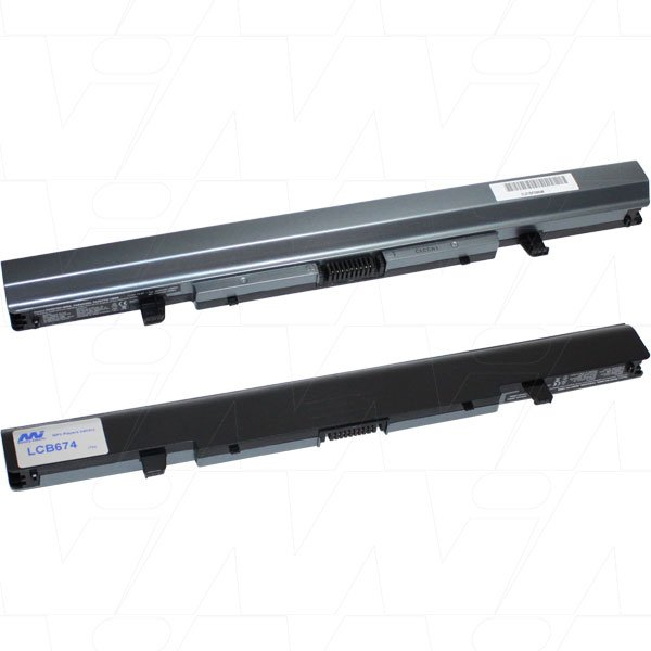 Mi Battery 14.8v 38.48wh / 2600mah Liion Laptop Battery Suit. For Toshiba (LCB674)