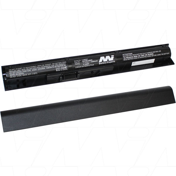 Mi Battery 14.8v 31.68wh / 2300mah Liion Laptop Battery Suit. For Hp (LCB682)