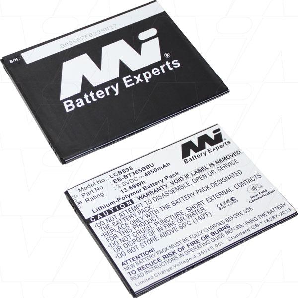 Mi Battery 3.8v 15.39wh / 4050mah Lipo Laptop Battery Suit. For Samsung (LCB698)