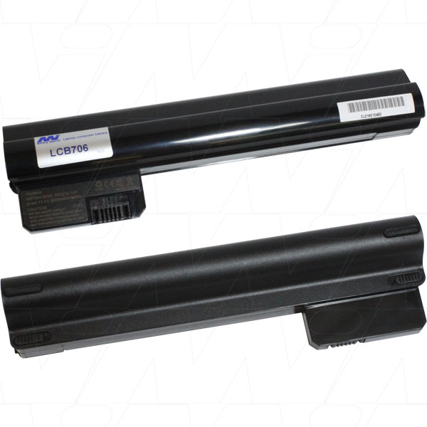 Mi Battery 11.1v 58wh / 5200mah Liion Laptop Battery Suit. For Hp (LCB706)