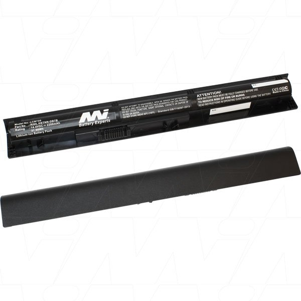 Mi Battery 14.4v 31.68wh / 2200mah Liion Laptop Battery Suit. For Hp (LCB720)