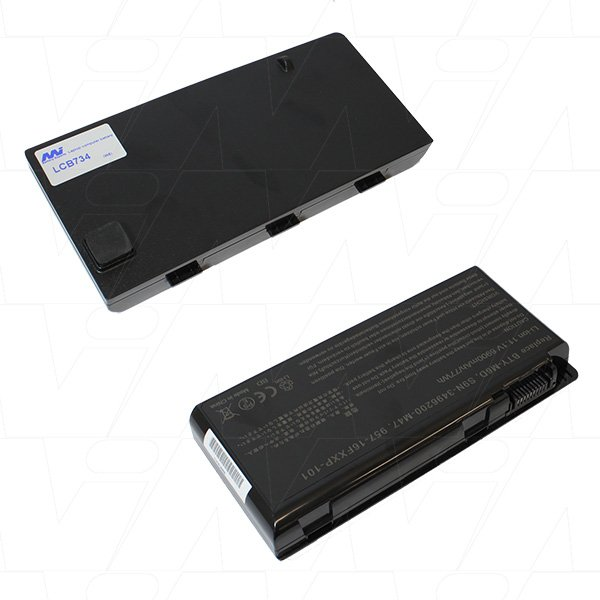 Mi Battery 11.1v 77wh / 6900mah Liion Laptop Battery Suit. For Msi (LCB734)