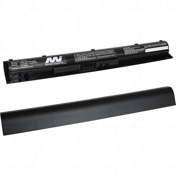 Mi Battery 14.8v 32.56wh / 2200mah Liion Laptop Battery Suit. For Hp (LCB739)