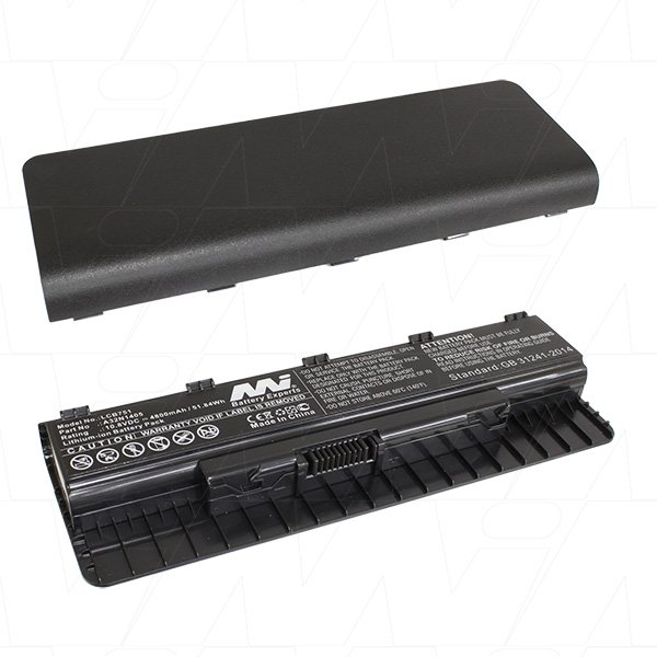 Mi Battery 10.8v 51.84wh / 4800mah Liion Laptop Battery Suit. For Asus (LCB751)