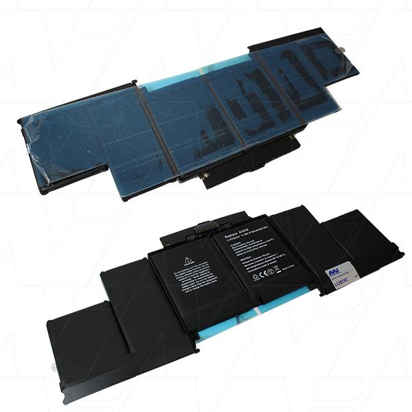 Mi Battery 11.36v 99.5wh / 8755mah Lipo Laptop Battery Suit. For Apple (LCB757)