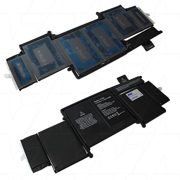 Mi Battery 11.42v 74.9wh / 6560mah Lipo Laptop Battery Suit. For Apple (LCB758)