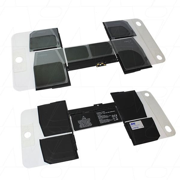 Mi Battery 7.55v 39.7wh / 5300mah Lipo Laptop Battery Suit. For Apple (LCB759)