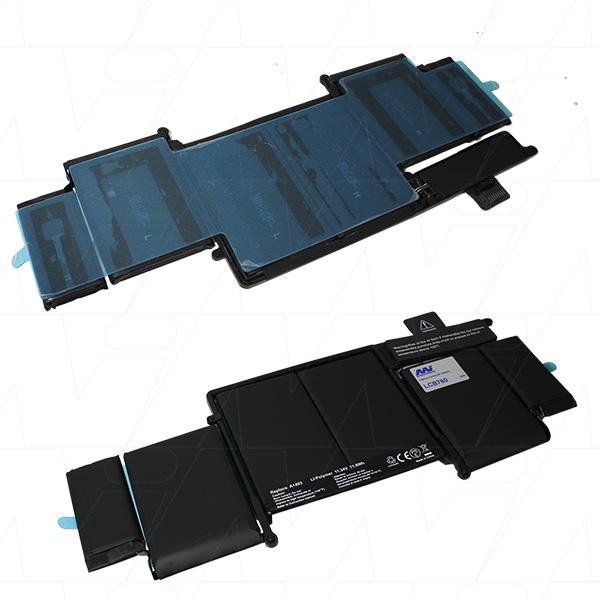 Mi Battery 11.34v 71.8wh / 6300mah Lipo Laptop Battery Suit. For Apple (LCB760)