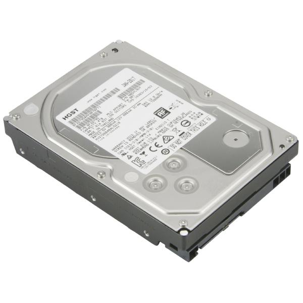 Western Digital Hgst 3.5in 26.1mm 4000gb 128mb 7200rpm 12e Ultra Ise - Sas Drive (HUS726040AL5210)