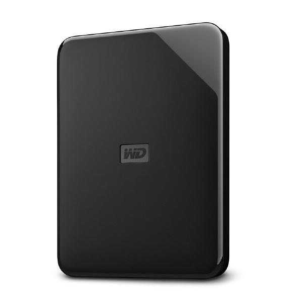 Western Digital Western Digital Elements USB 3.0 1TB Portable - Black - 2 Year Wa (WDBEPK0010BBK)