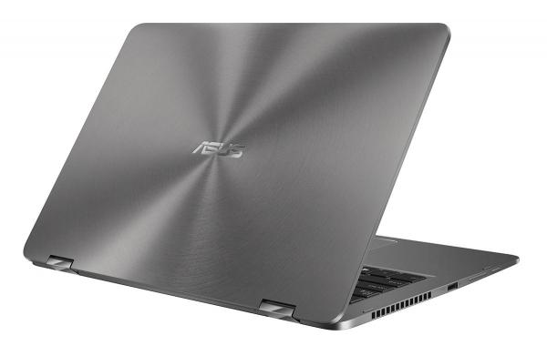 Asus Zenbook Flip Grey 14 Full HD Touch I7-8565U 1.8GHZ 16GB 512GB M.2 SSD (UX461FN-E1073R)