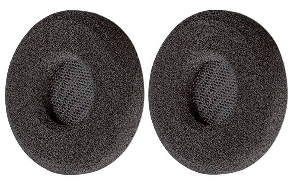 Poly Plantronics Spare Ear Foam Cushions Qty 2 Encorepro - Hw510hw520 (202997-02)
