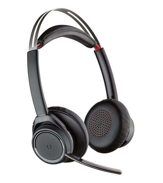 Poly Plantronics Voyager Focus Uc B825 Oth Stereo Anc Bluetooth Usb-c  (211710-01)