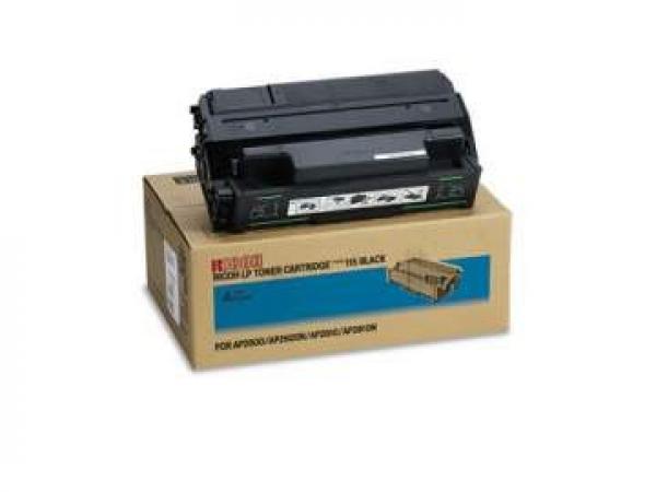 RICOH Black Toner T2610 Lp135n /lp032n 400788