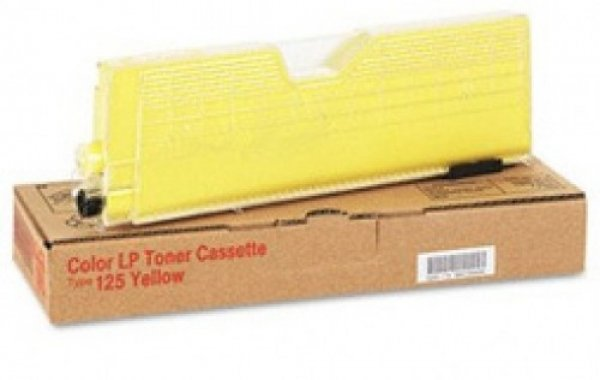 RICOH Yellow Toner 5000 Page Yield For Lp121 & 400841