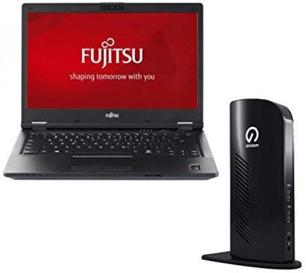 Fujitsu E558 I5-8250U 15.6 Full HD 256GB SSD 12GB LTE Ready Wi-Fi + BTW10 Pro 64 3yr (FJINTE558A04)