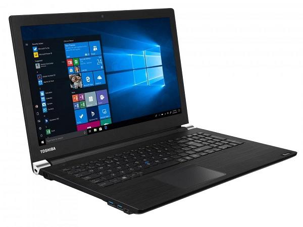 Toshiba A50 I7-8550u 15.6in Fhd 16gb 512gb Ssd Wl Dvdrw Usb-c W10p 3yr (PT5A1A-0YM001)