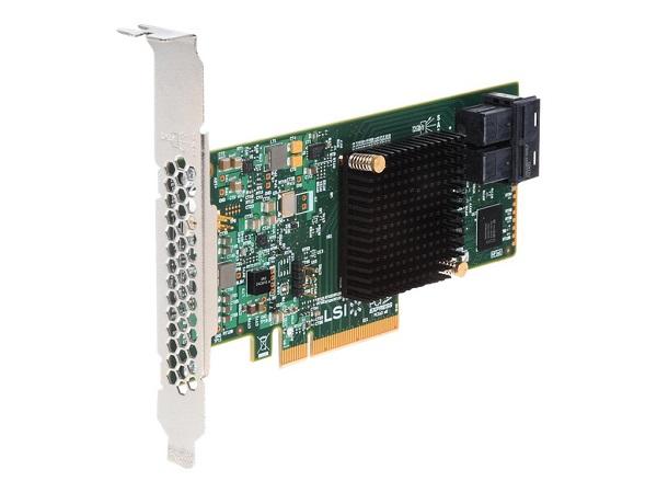 Intel Entry Raid Pcie Aic 12g Sas/sata 8x Internal Ports (imr) Sf8643 (RS3WC080)