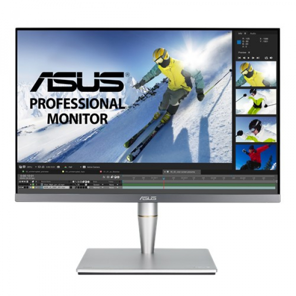 Asus 24in Ips Fhd Hdmi Dp Usb 3y (PA24AC)