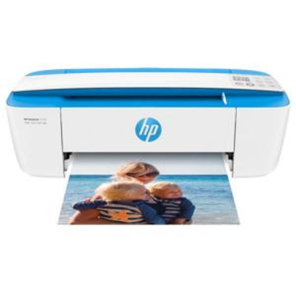 Hp Deskjet 3720 All-in-one Print Copy Scan Wireless 64mb Up To 19 Pp (J9V86A)