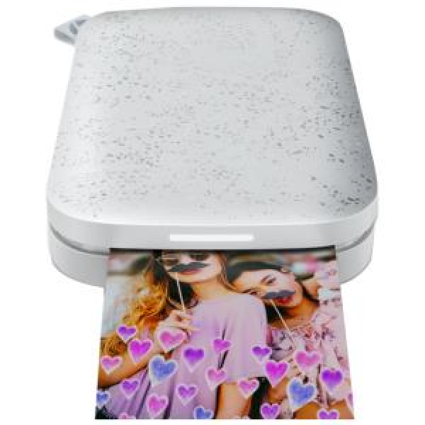 Hp Sprocket 200 Photo Printer (luna) (1AS85A)