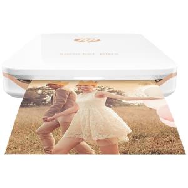 Hp Ka- Sprocket Plus Printer White (2FR85A)