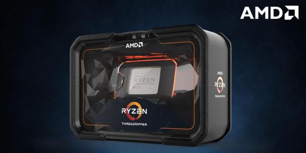 Amd Ryzen Threadripper 2920wx Cpu 12 Core/24 Threads Unlocked Max Spe (ADVYD292XA8AFWOF)