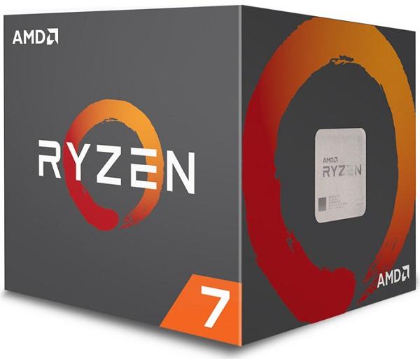 Amd Ryzen 7 2700, 8 Cores Am4 Cpu, 4.1ghz 20mb 65w W/wraith Spire Led (YD2700BBAFBOX)