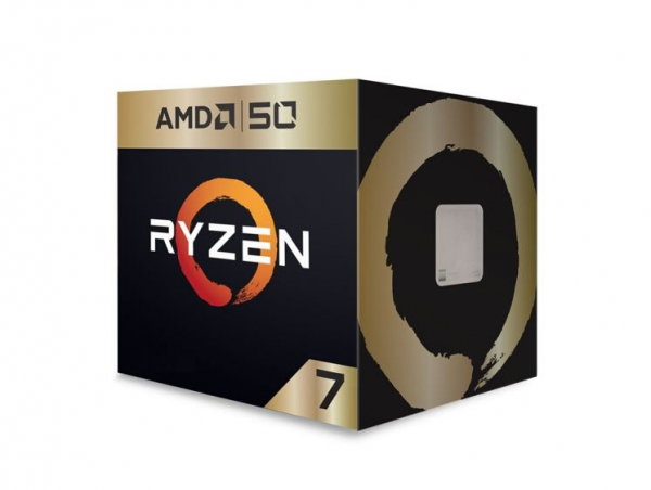 Amd Ryzen 7 2700x, 8 Cores, 16 Threads, Am4 Cpu, 4.35ghz, 20mb, 105w, (ADVYD270XBGAFA50)