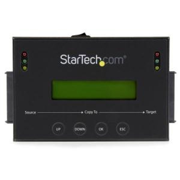 Startech Hdd Duplicator W/ Image Backup Library (SATDUP11IMG)