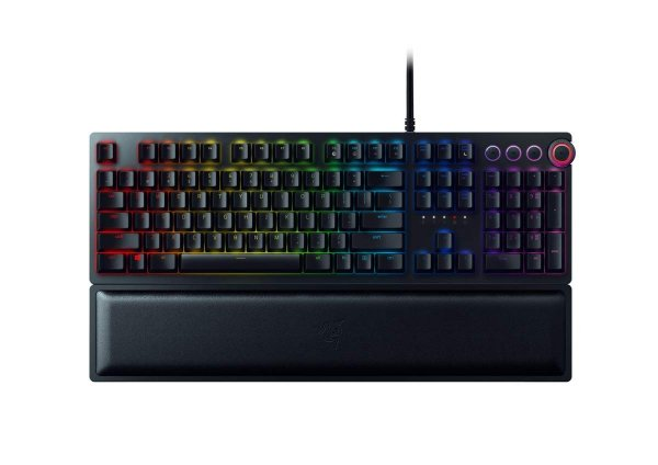 Razer Huntsman Elite - Opto-mechanical Gaming Keyboard - Us Layout - Fr (RZ03-01870100)